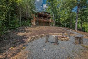 Hooker's Hideaway-Blue Ridge, Case vacanze  Higdon - big - 14