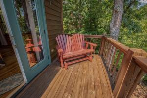 Hooker's Hideaway-Blue Ridge, Prázdninové domy  Higdon - big - 12