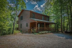 Hooker's Hideaway-Blue Ridge, Dovolenkové domy  Higdon - big - 7