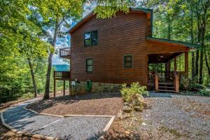 Hooker's Hideaway-Blue Ridge, Dovolenkové domy  Higdon - big - 6