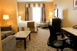 Apartament typu Suite z łóżkiem typu king-size i rozkładaną sofą - dla niepalących