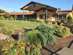 Bestway Inn, Motely  Grants Pass - big - 22