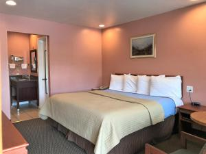 Bestway Inn, Motely  Grants Pass - big - 9