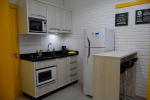 Lofts no Campeche, Appartamenti  Florianópolis - big - 7