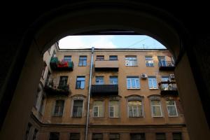 Meeting Time Capsule Hostel, Ostelli  San Pietroburgo - big - 40