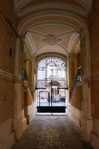 Meeting Time Capsule Hostel, Ostelli  San Pietroburgo - big - 41