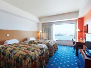 Hotel Seagull Tenpozan Osaka, Hotels  Osaka - big - 15