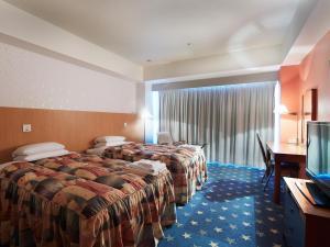 Hotel Seagull Tenpozan Osaka, Hotels  Osaka - big - 14
