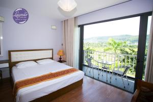 Lavender House, Apartmány  Ha Long - big - 14