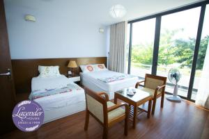 Lavender House, Apartmány  Ha Long - big - 41