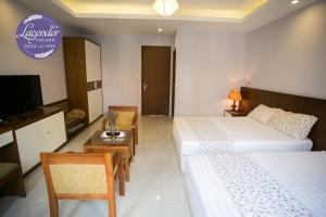 Lavender House, Apartmány  Ha Long - big - 44