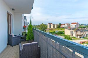 Apartments Szafarnia, Апартаменты  Гданьск - big - 42
