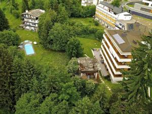 Hotel am Waldrand, Апарт-отели  Флимс - big - 25