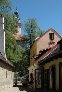 Penzion na Ostrově, Гостевые дома  Чески-Крумлов - big - 57