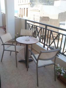 Mirabello Hotel, Hotels  Iraklio - big - 44