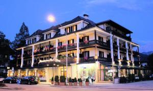 Reindl's Partenkirchener Hof, Hotel  Garmisch-Partenkirchen - big - 60