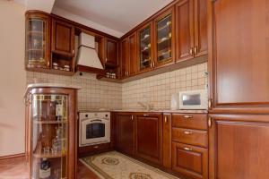Residence Lamba, Apartmány  Radanovići - big - 7