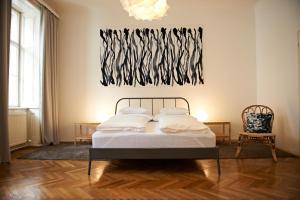 Viennaflat Apartments - Franzensgasse, Apartmány  Vídeň - big - 117