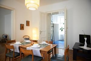 Viennaflat Apartments - Franzensgasse, Apartmány  Vídeň - big - 109