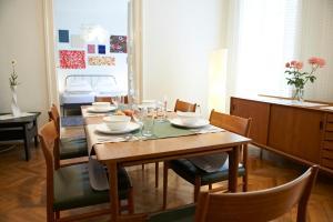 Viennaflat Apartments - Franzensgasse, Apartmány  Vídeň - big - 108