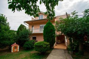 Residence Lamba, Apartmány  Radanovići - big - 13