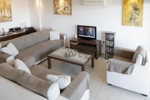 Babylon Beach Residence 2, Apartmanok  Side - big - 44