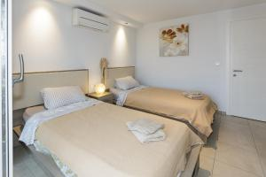 Babylon Beach Residence 2, Apartmanok  Side - big - 45