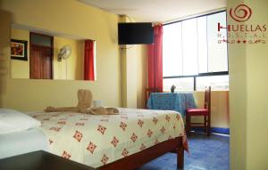 Hostal Turístico Huella's, Affittacamere  Trujillo - big - 10