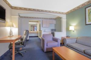 Days Inn & Suites Nacogdoches, Motelek  Nacogdoches - big - 12