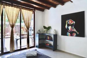 Residencia Gorila, Apartmanhotelek  Tulum - big - 79