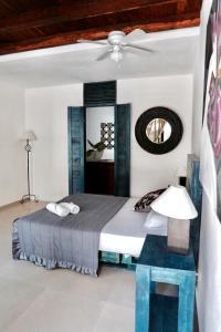 Residencia Gorila, Apartmanhotelek  Tulum - big - 81