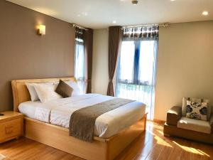 F & F Hotel, Отели  Хайфон - big - 16
