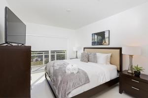 14th Ocean Beach Dream, Apartmány  Pompano Beach - big - 21