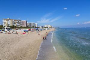 14th Ocean Beach Heaven, Apartmány  Pompano Beach - big - 21