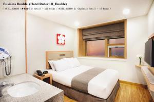 Hotel Robero Jeju, Отели  Чеджу - big - 24