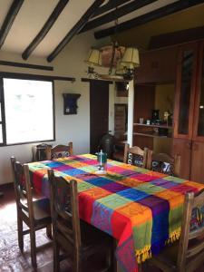 San Alejo, Nyaralók  Villa de Leyva - big - 1