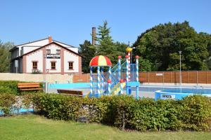 Hotel Rokiten, Szállodák  Moravský Krumlov - big - 11