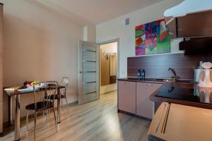 SpbMannia Pulkovo, Apartmány  Petrohrad - big - 29