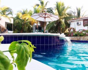 Cabañas Aqua Blue, Aparthotels  Coveñas - big - 4
