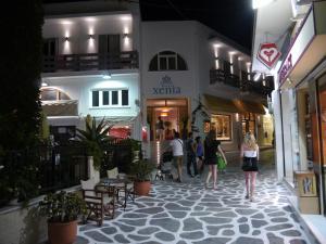 Xenia Hotel, Hotely  Naxos Chora - big - 50