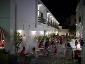 Xenia Hotel, Hotely  Naxos Chora - big - 65