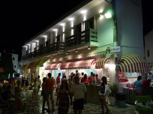 Xenia Hotel, Hotely  Naxos Chora - big - 66