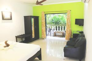Silver Sands Sunshine - Angaara, Hotely  Candolim - big - 26