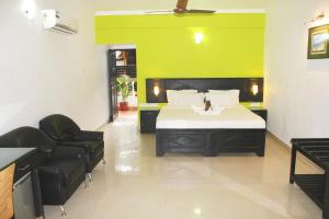Silver Sands Sunshine - Angaara, Hotely  Candolim - big - 27