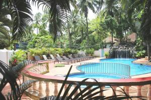 Silver Sands Sunshine - Angaara, Hotely  Candolim - big - 30
