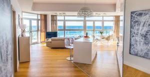 Mielno-Apartments Dune Resort - Apartamentowiec A, Appartamenti  Mielno - big - 158