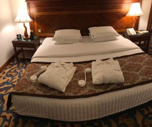 Casablanca Hotel Jeddah, Hotels  Dschidda - big - 29
