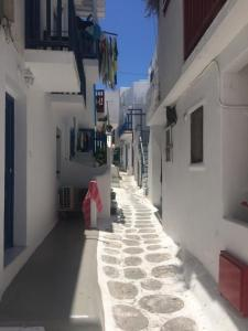 Mykonos town 4 pax, Apartments  Mýkonos City - big - 10