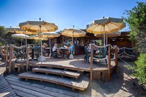 Park Hotel Marinetta, Hotely  Marina di Bibbona - big - 163