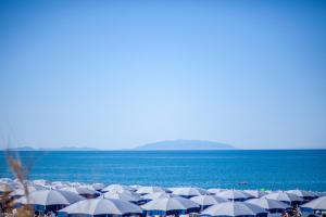 Park Hotel Marinetta, Hotely  Marina di Bibbona - big - 55